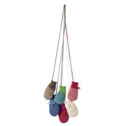 Strick-Handschuhe von disana verschiedene Farben