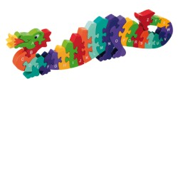 Jigsaw Drache