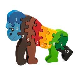 Jigsaw Gorilla