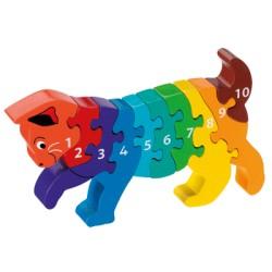 Jigsaw Katze