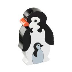 Jigsaw Pinguin