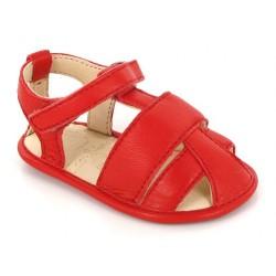 Erste Laufschuhe Sandalen Rot