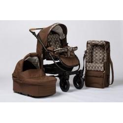 Naturkind Kinderwagen Varius pro Teddybär