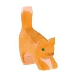 Ostheimer Katze klein Kopf tief