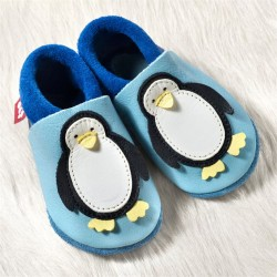 Lederschühchen von Pololo Pinguin
