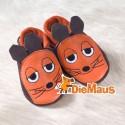 Lederschühchen von Pololo Maus