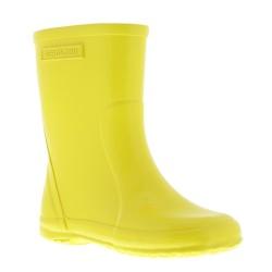 Fashionboots aus Naturkautschuk gelb