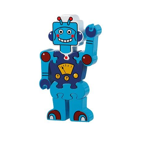 Jigsaw Robot