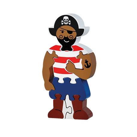 Jigsaw Pirat