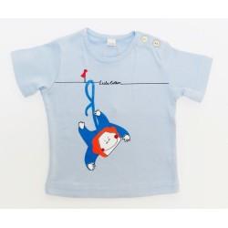 T-Shirt Affe Biobaumwolle